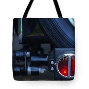 1948 Mg Tc Taillight Tote Bag