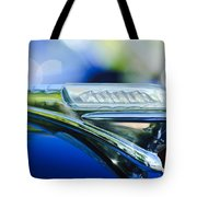 1948 Plymouth Hood Ornament Tote Bag