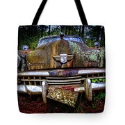 1948 Studebaker Champion Tote Bag