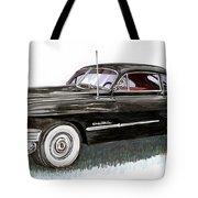 1949 Cadillac Sedanette Tote Bag