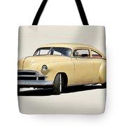 1949 Chevrolet Custom Fleetline Sedan II Tote Bag