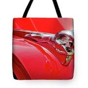 1949 Dodge Truck Hood Ornament Tote Bag