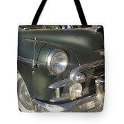 1950 Chevrolet Coupe Tote Bag