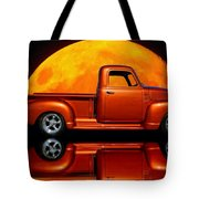 1950 Chevy Pickup Poster Tote Bag