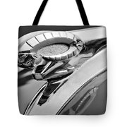 1950 Dodge Ram Hood Ornament Tote Bag