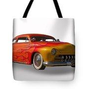 1950 Mercury Coupe Tote Bag