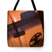 1950 Oldsmobile Rocket 88 Convertible Interior Tote Bag