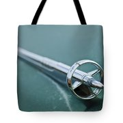 1951 Buick Hood Ornament Tote Bag