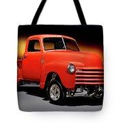 1951 Chevrolet 'gasser Style' Pickup I Tote Bag