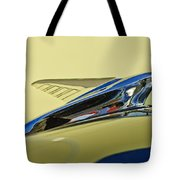 1951 Ford Hood Ornament 2 Tote Bag