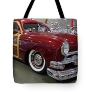 1951 Ford Woody Wagon Tote Bag