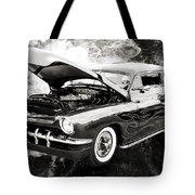 1951 Mercury Classic Car Photograph 001.01 Tote Bag