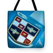 1951 Studebaker Hood Emblem Tote Bag