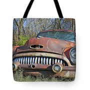 1952 Buick For Sale Tote Bag