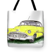 1952 Buick Special Tote Bag