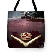 1952 Cadillac Tote Bag