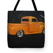 1952 Ford Pickup Custom Tote Bag