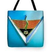 1952 Studebaker Emblem Tote Bag
