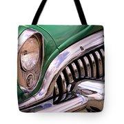 1953 Buick Chrome Tote Bag