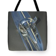 1953 Buick Hood Ornament Tote Bag