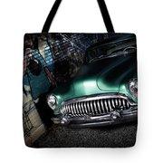 1953 Buick Roadmaster Tote Bag