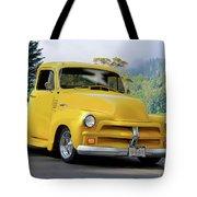 1953 Chevrolet Stepside Pickup I Tote Bag