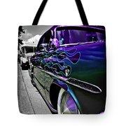 1953 Ford Customline Tote Bag