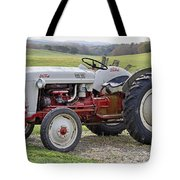1953 Ford Golden Jubilee Naa Tote Bag