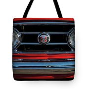 1953 Nash Healey Roadster Grille Tote Bag