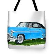 Oldsmobile 98 Convert Tote Bag
