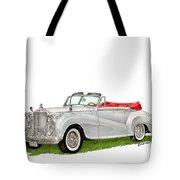 Rolls Royce Silver Dawn 1953 Tote Bag