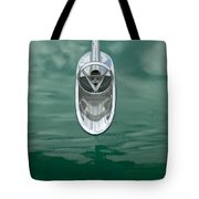 1954 Buick Hood Ornament 2 Tote Bag