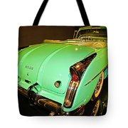 1954 Buick Skylark Fins Tote Bag