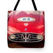 1954 Maserati A6 Gcs Grille -0255c Tote Bag