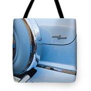 1954 Mercury Monterey Merc O Matic Spare Tire Tote Bag
