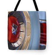1954 Mercury Monterey Merco Matic Spare Tire Tote Bag