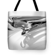 1954 Packard Cavalier Hood Ornament 3 Tote Bag