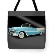 1955 Chevy Bel Air Tote Bag