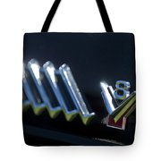 1955 Ford Thunderbird Emblem Tote Bag