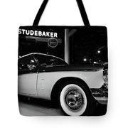 1955 Studebaker President Speedster Tote Bag