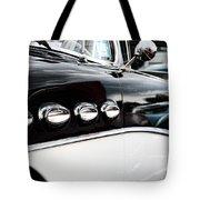 1956 Buick Century Profile 1 Tote Bag