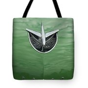 1956 Buick Hood Ornament Tote Bag