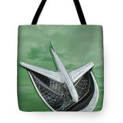 1956 Buick Riviera Hood Ornament Tote Bag