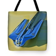 1956 Cadillac Hood Ornament Tote Bag
