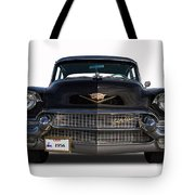 1956 Cadillac Sixty Special Tote Bag