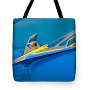 1956 Chevrolet Hood Ornament 2 Tote Bag
