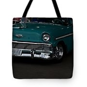 1956 Chevy 210 Tote Bag