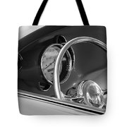 1956 Chrysler Hot Rod Steering Wheel Tote Bag