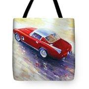 1956 Ferrari 410 Superamerica Scaglietti Series Tote Bag