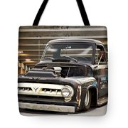 1956 Ford F100 'workingmans' Pickup I Tote Bag
